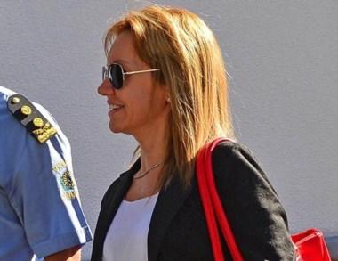 "Silvia Pereira, fiscal general. ""L a pena que pedimos es de 13 años"""