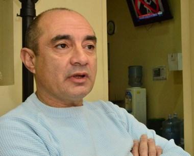 Jorge Vecchio, coordinador en Chubut del INCUCAI.