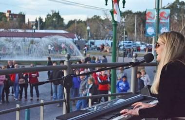 La Fiesta unió la actividad turística, productiva, cultural y social de los municipios de la Comarca VIRCh.