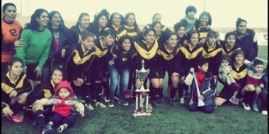 Las chicas de Barracas Central  vencieron por penales a Madryn y ganaron el  título.