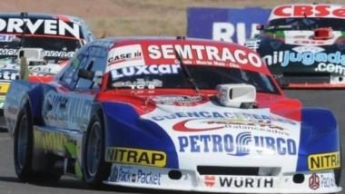 Trucco había ganado por primera vez una carrera en el TC y lo excluyeron.