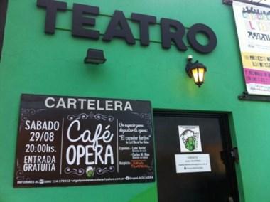 La apreciación de la ópera se suma como propuesta de arte en Madryn.