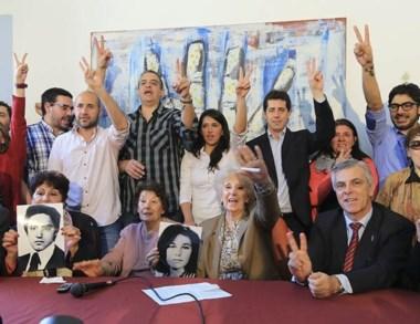 Carlotto agradeció la ayuda del Estado para encontrar a la nieta 117.