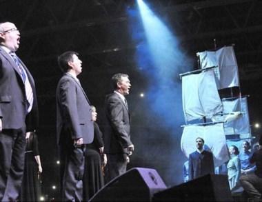Cerca de 100 artistas toman parte de Corazón Pionero.