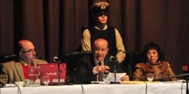 Trío. De Diego, Guanziroli y Monella, los miembros del TOF y otra historia terrible de sectores excluidos.