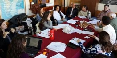 Avance. La subcomisión de agroquímicos acordó un nuevo encuentro en el que se capacitará a productores.