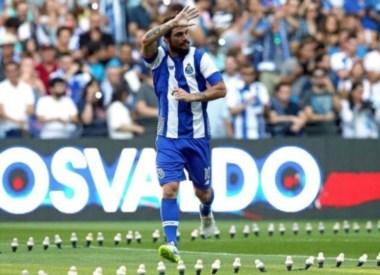 Pablo Daniel Osvaldo le dice adios al Porto porque quiere jugar otra vez en Boca.