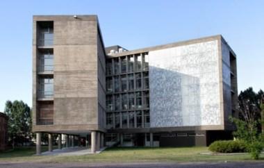 Sede de la Universidad nacional de San Martín, la pata teórica del emprendimiento.