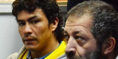 Complicado. Martín Bustamante quedó muy complicado y en prisión tras la audiencia en tribunales.