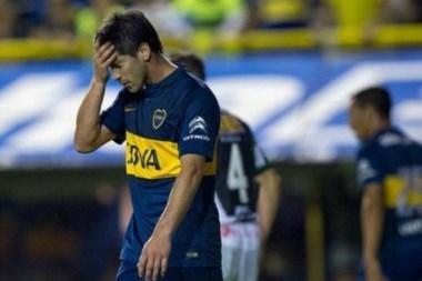 Pablo Pérez está en duda para jugar ante Talleres. Podría perderse el partido al igual que Tevez y Cardona.