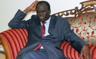 El ahora ex presidente Kafando. Horas desesperadas en el país africano.