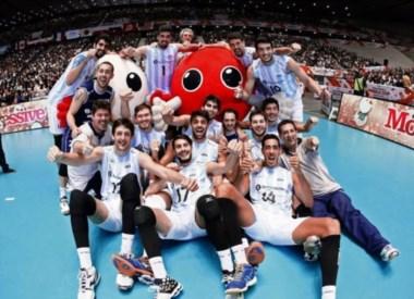 Argentina venció a Japón y sumó su séptimo triunfo en la Copa del Mundo.