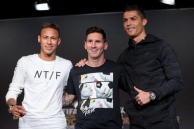 A Messi le pusieron en aprietos con una pregunta difícil de contestar.
