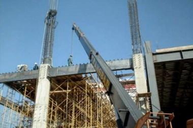 Para arriba: la construcción dinamizó la actividad económica del año pasado.
