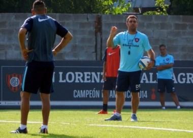 San Lorenzo ganó con goles de Villalba -2-, Blanco y Cauteruccio.