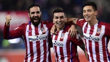 El ex San Lorenzo tuvo una noche consagratoria en el equipo madrileño.