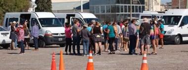Temporada. L a tendencia nacional se replicó en Madryn. La ocupación turística bajó en la primera quincena.