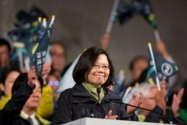 Taiwán elige a su primera presidenta y anuncia un gobierno más cercano al pueblo.