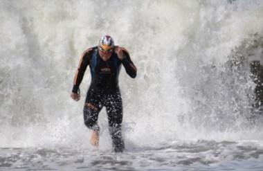 En Playa Unión, se pone en marcha hoy el campeonato provincial de Aguas Abiertas de natación.