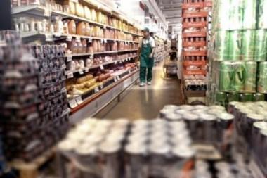 El rubro alimentos fue un de los más alterados por la devaluación.