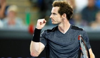 Murray gana en cuatro mangas al portugués Sousa.