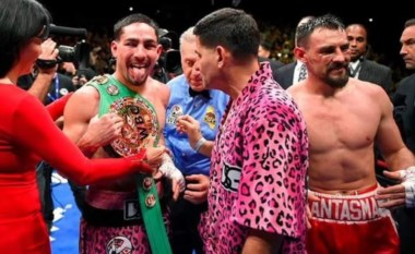 Danny García es el nuevo campeón welter WBC y heredero del cinturón que dejó Floyd Mayweather vacante.