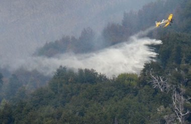 Sospechas. Varios de los conocedores del área aportaron pistas sobre el origen del tremendo fuego.