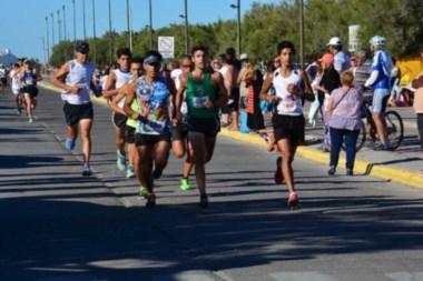 Cristian Urtasun y Junior Mansilla adelante en un tramo de la competencia.