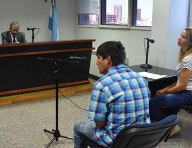 Zaratiegui consideró el hecho indignante, pero Pichiñán quedó libre.