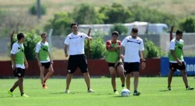 Sin Méndez ni refuerzos, Independiente arrancó la pretemporada de la mano de Mauricio Pellegrino.