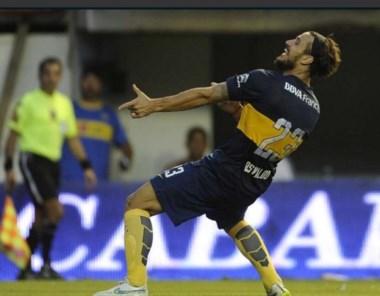 Daniel Osvaldo rescindió su contrato con Porto y mañana se sumará a la pretemporada de Boca.