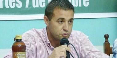 Pablo Toviggino, presidente de la Federación santiagueña de Fútbol, fue designado en el Consejo Federal.