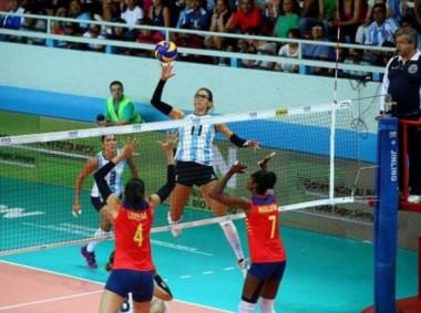 Las Panteras pelearán mano a mano el pasaje olímpico ante las peruanas.