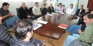 Acuerdo. Gobierno y productores insisten con defender el status sanitario de la Patagonia Sur.