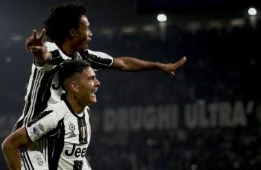 De la mano de Dybala: La Juventus le ganó 2 a 1 al Udinese.