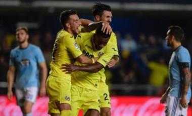 Villarreal goleó a Celta y quedó a solo dos unidades de la punta: