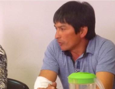 Eulogio Muñoz está acusados de dos asesinatos en la cordillera.