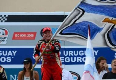 Ortelli se paseo por Concepción del Uruguay. Acumula 32 victorias en 332 carreras. La 2da en 2016.