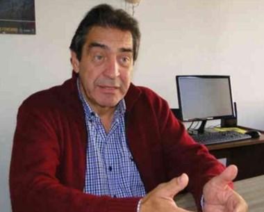 Hugo Godoy , secretario general de ATE a nivel nacional.