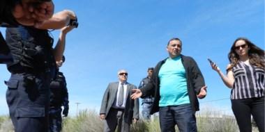 El imputado y detenido por el crimen de Rojas, dijo que no denunció el hecho de su relato porque tenía miedo.