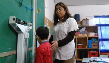 La idea es retomar una estrategia sanitaria en el ámbito pre-escolar.