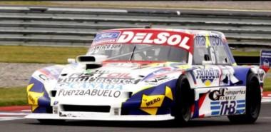 Marcelo Agrelo quedó entre los diez en La Pampa