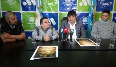Ayer se realizó la presentación del concurso en el municipio de Trelew.