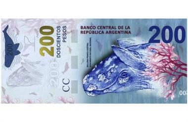 Diseño polémico. El primer boceto del bilete se conoció en enero y cosechó críticas.