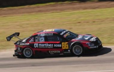 Agustín Canapino fue el más rápido en Río Cuarto y mañana larga adelante.