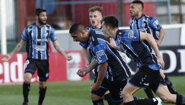 Con dos golazos de Reniero y Ledesma con momentos de buen juego el Tricolor le ganó 2 a 0 a Los Andes.