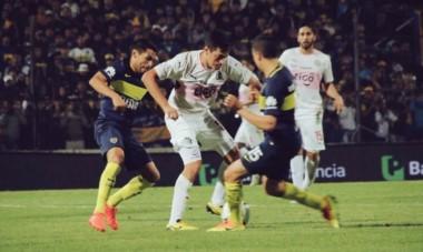Los paraguayos se retiraron y no quisieron patear los penales en la definición de la Copa.