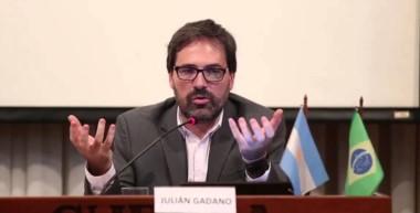 Julián Gadano, subsecretario de Energía Nuclear de la Nación