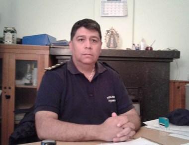 El comisario mayor José Luis Mastchke y un gran desafío en su carrera.