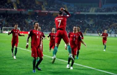 Cristiano Ronaldo, máximo goleador europeo de la historia con su selección: llegó a 68.